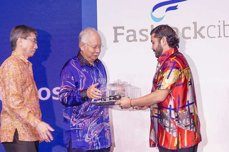 Motor racing: New Johor track not rival to F1 race